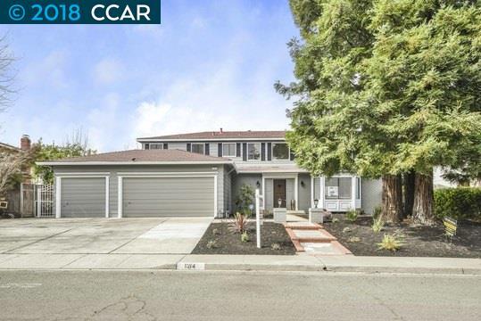 واحد منزل الأسرة للـ Sale في 1314 Fascination Circle 1314 Fascination Circle El Sobrante, California 94803 United States