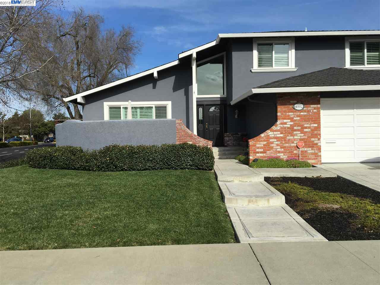 4002 Suffolk Way | PLEASANTON | 1941 | 94588