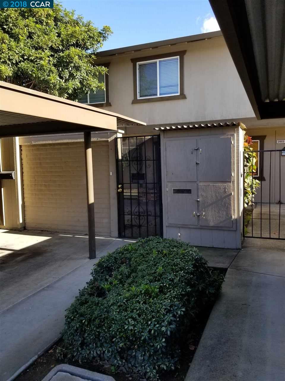 تاون هاوس للـ Sale في 2605 Rutgers Lane 2605 Rutgers Lane Antioch, California 94509 United States