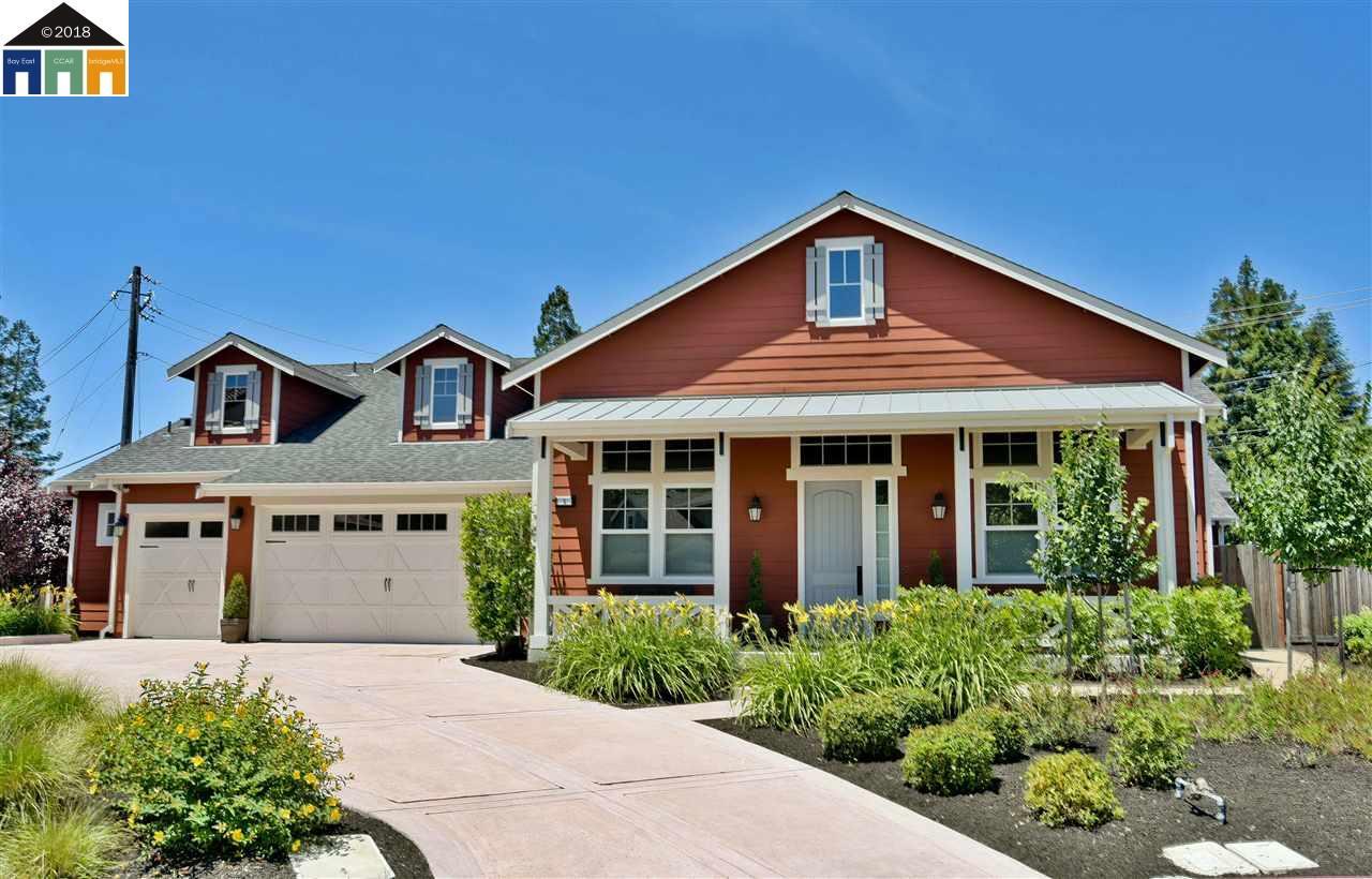 獨棟家庭住宅 為 出售 在 5 TYLER Court 5 TYLER Court Danville, 加利福尼亞州 94526 美國