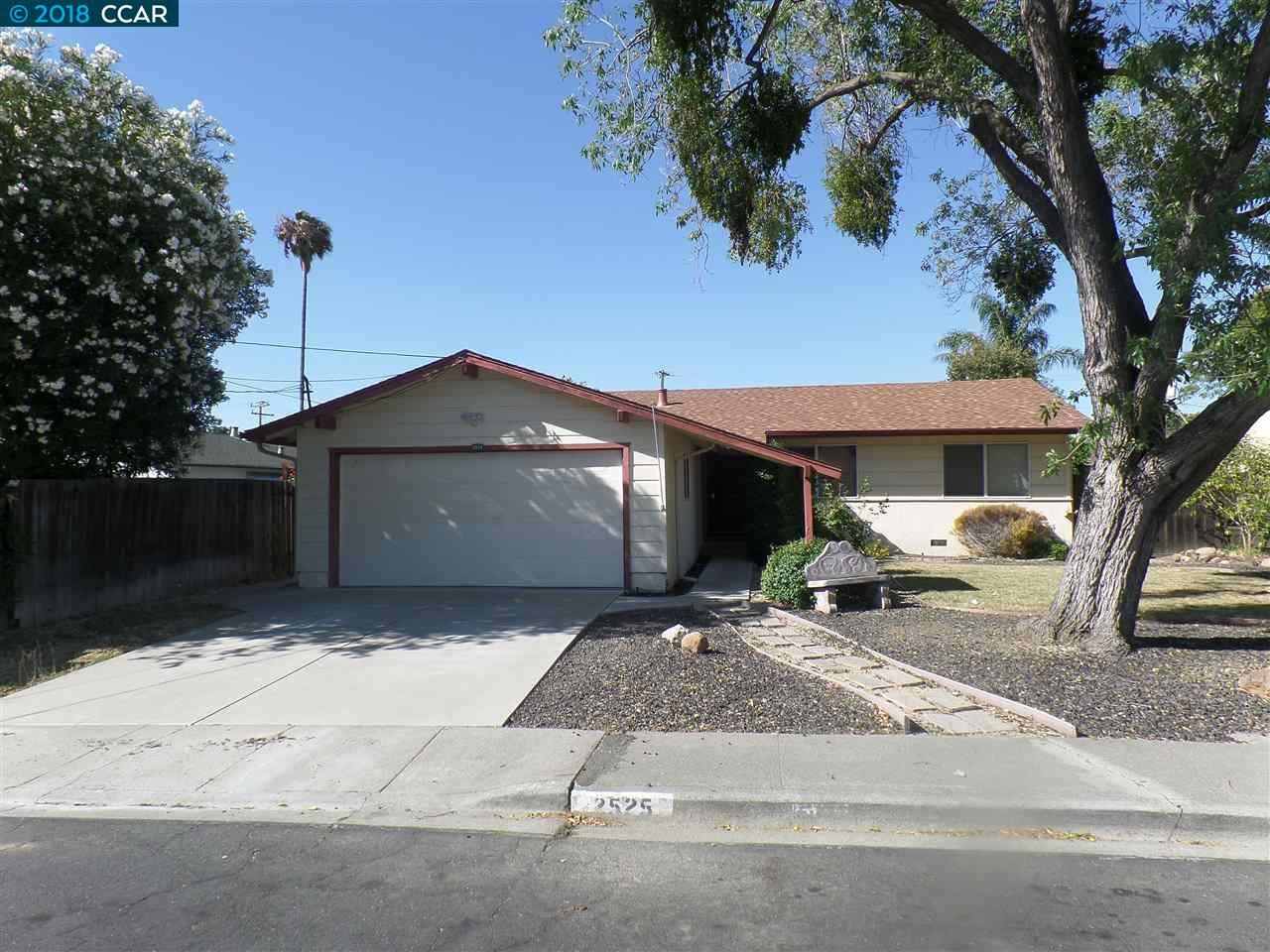 Einfamilienhaus für Mieten beim 2525 Prestwick Avenue 2525 Prestwick Avenue Concord, Kalifornien 94519 Vereinigte Staaten