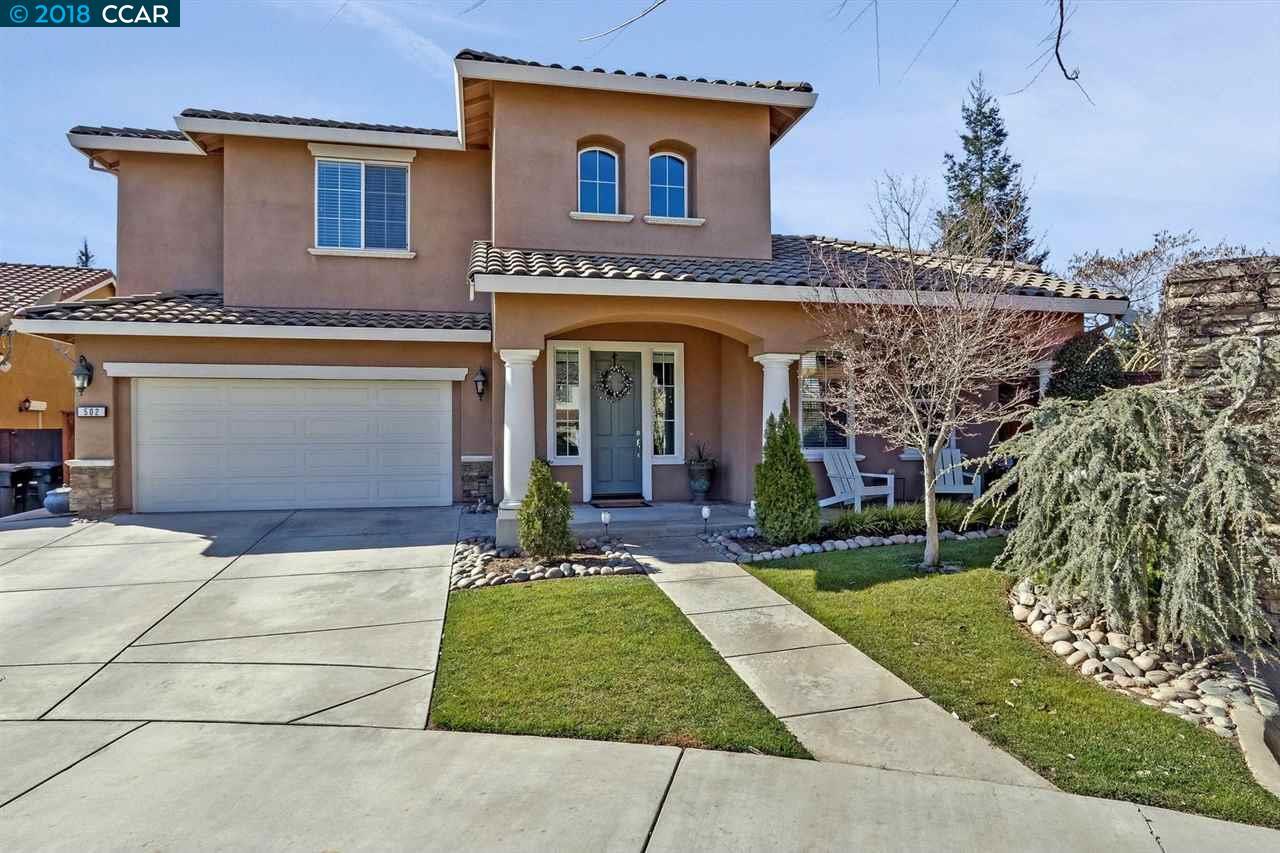 Einfamilienhaus für Verkauf beim 502 Odin Court 502 Odin Court Oakdale, Kalifornien 95361 Vereinigte Staaten