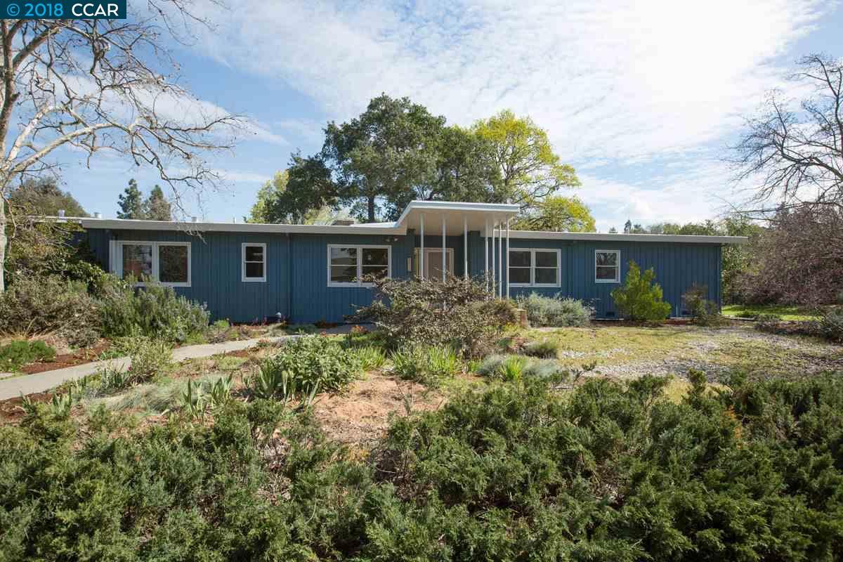 Single Family Home for Sale at 2010 Blackwood 2010 Blackwood Walnut Creek, California 94596 United States