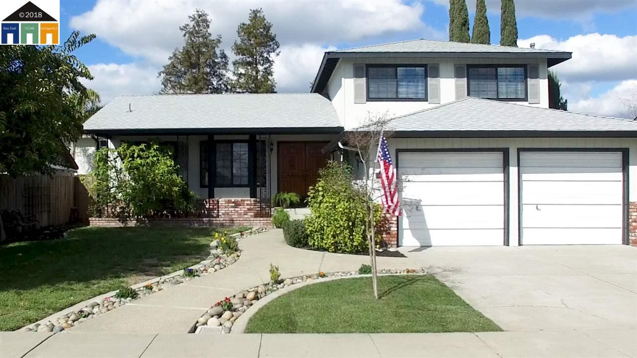 Single Family Home for Sale at 1477 Higton Street 1477 Higton Street Manteca, California 95336 United States