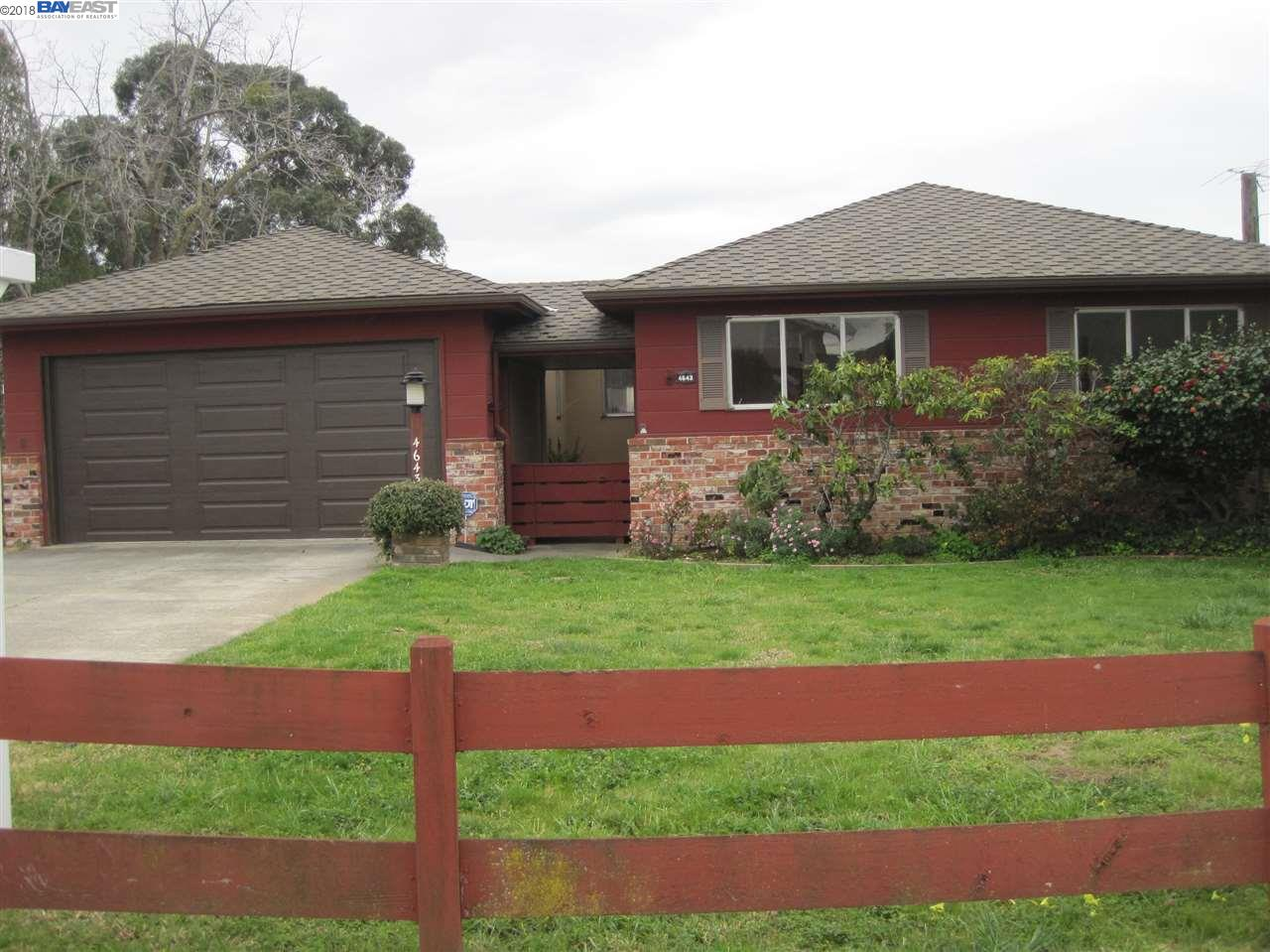 Buying or Selling CASTRO VALLEY Real Estate, MLS:40813547, Call The Gregori Group 800-981-3134