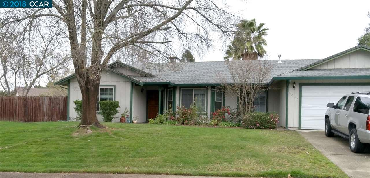 Частный односемейный дом для того Продажа на 6036 Timberleaf Way 6036 Timberleaf Way Orangevale, Калифорния 95662 Соединенные Штаты