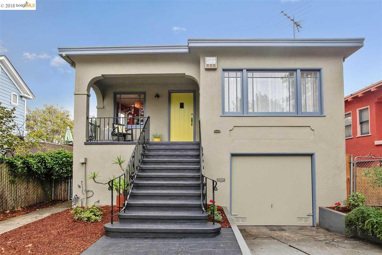 Single Family Home for Sale at 405 51St Street 405 51St Street Oakland, California 94609 United States
