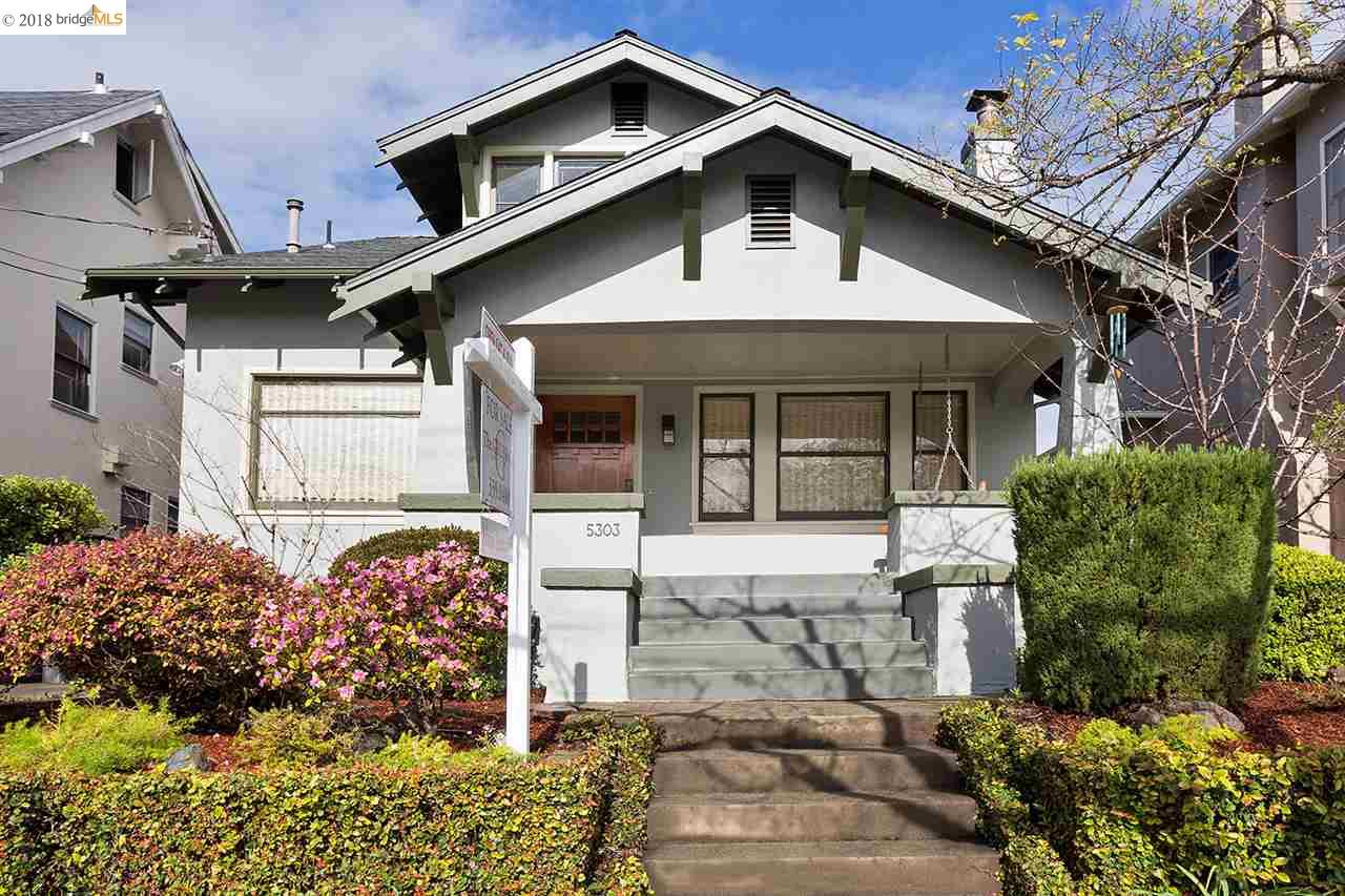 5303 Lawton Ave, Oakland, CA - USA (photo 1)
