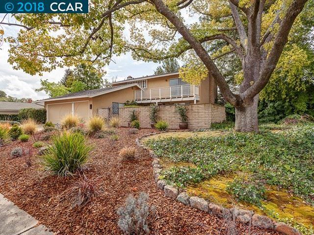 Single Family Home for Sale at 2607 Lariat Lane 2607 Lariat Lane Walnut Creek, California 94596 United States