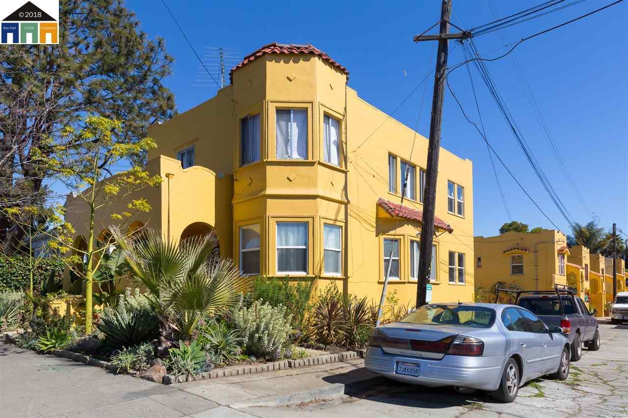 Maison avec plusieurs logements pour l Vente à 2940 Fruitvale Avenue 2940 Fruitvale Avenue Oakland, Californie 94602 États-Unis