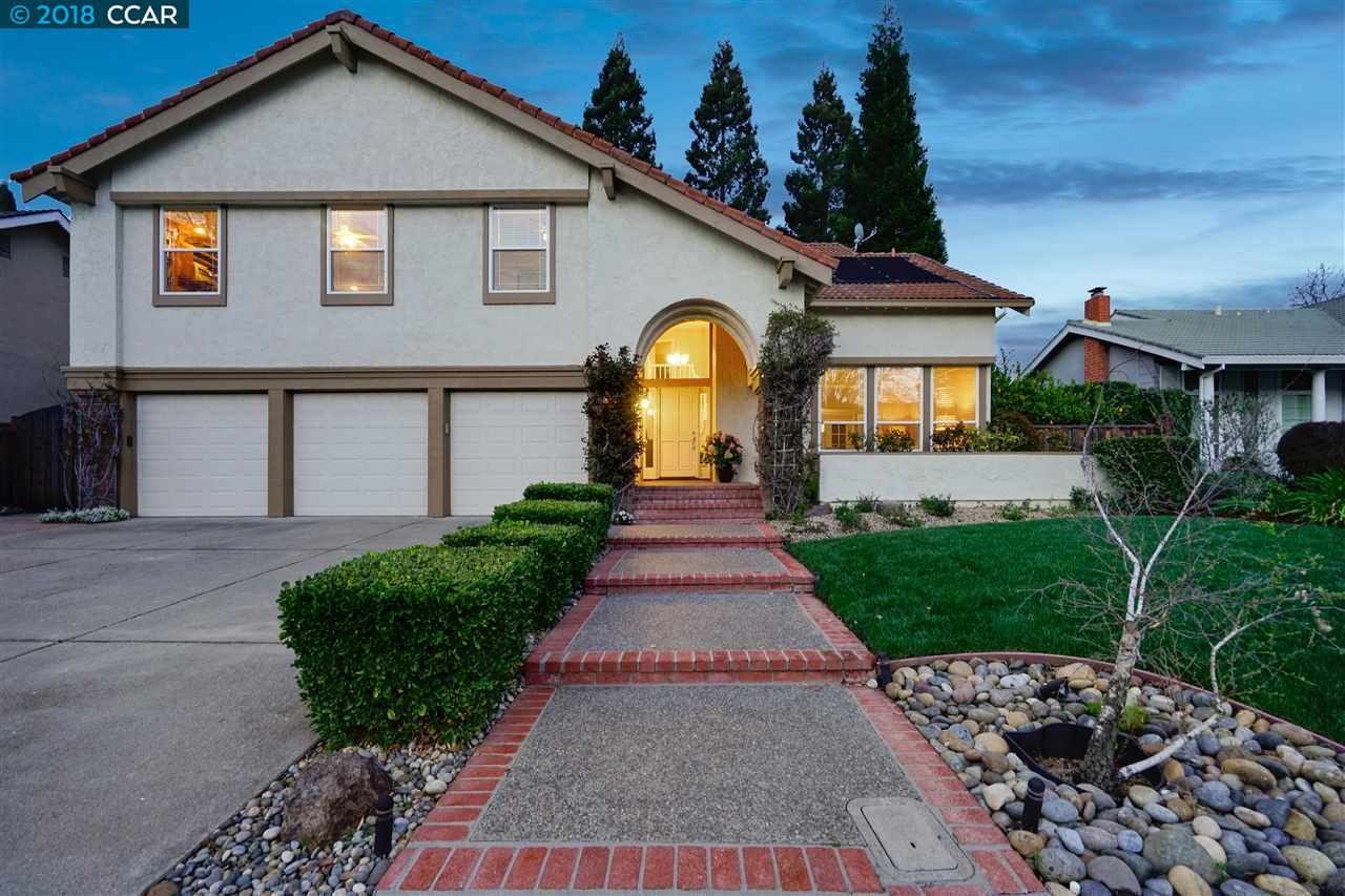 Einfamilienhaus für Verkauf beim 514 Burns Circle 514 Burns Circle San Ramon, Kalifornien 94583 Vereinigte Staaten