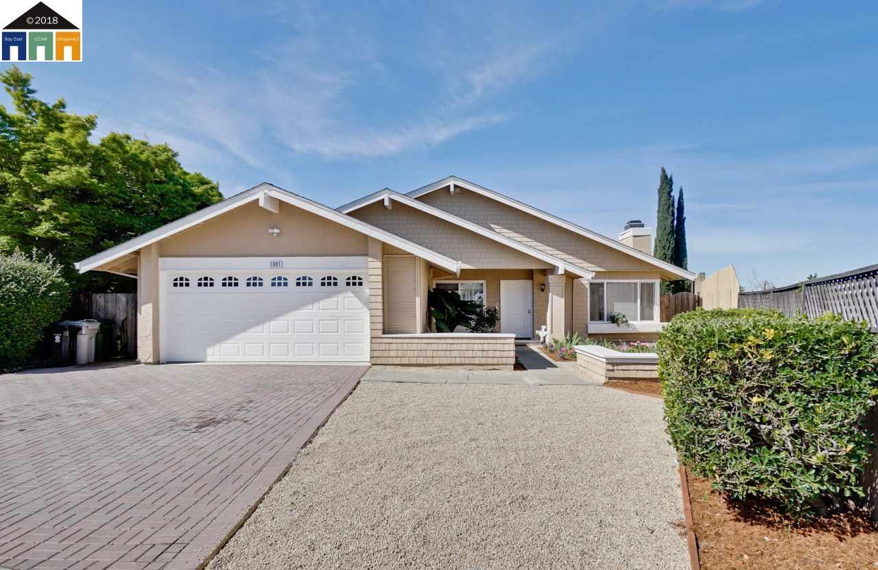 一戸建て のために 売買 アット 1991 Mandan Court 1991 Mandan Court Fremont, カリフォルニア 94539 アメリカ合衆国