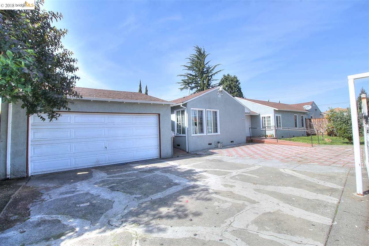 Multi-Family Home for Sale at 10003 C Street 10003 C Street Oakland, California 94603 United States