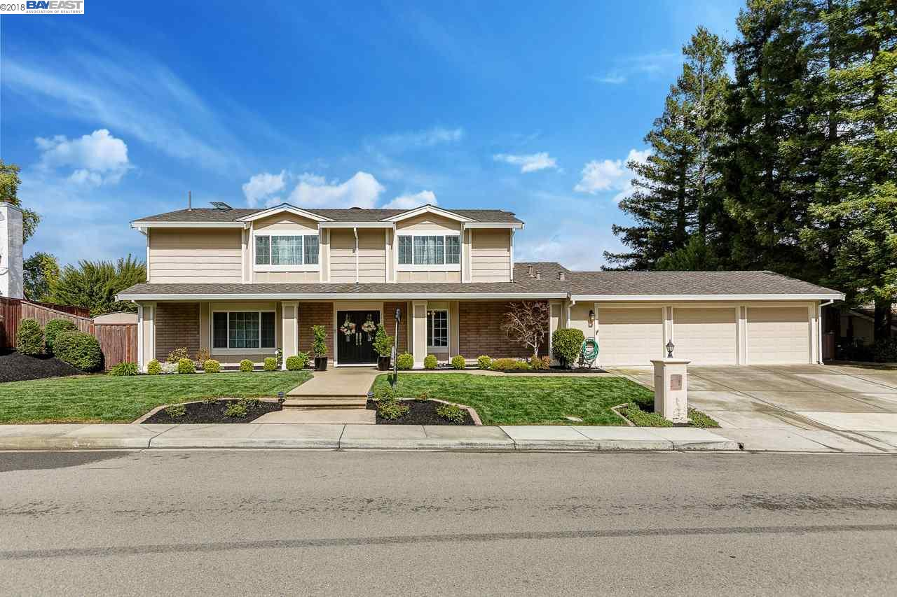 Einfamilienhaus für Verkauf beim 2872 Morgan Drive 2872 Morgan Drive San Ramon, Kalifornien 94583 Vereinigte Staaten