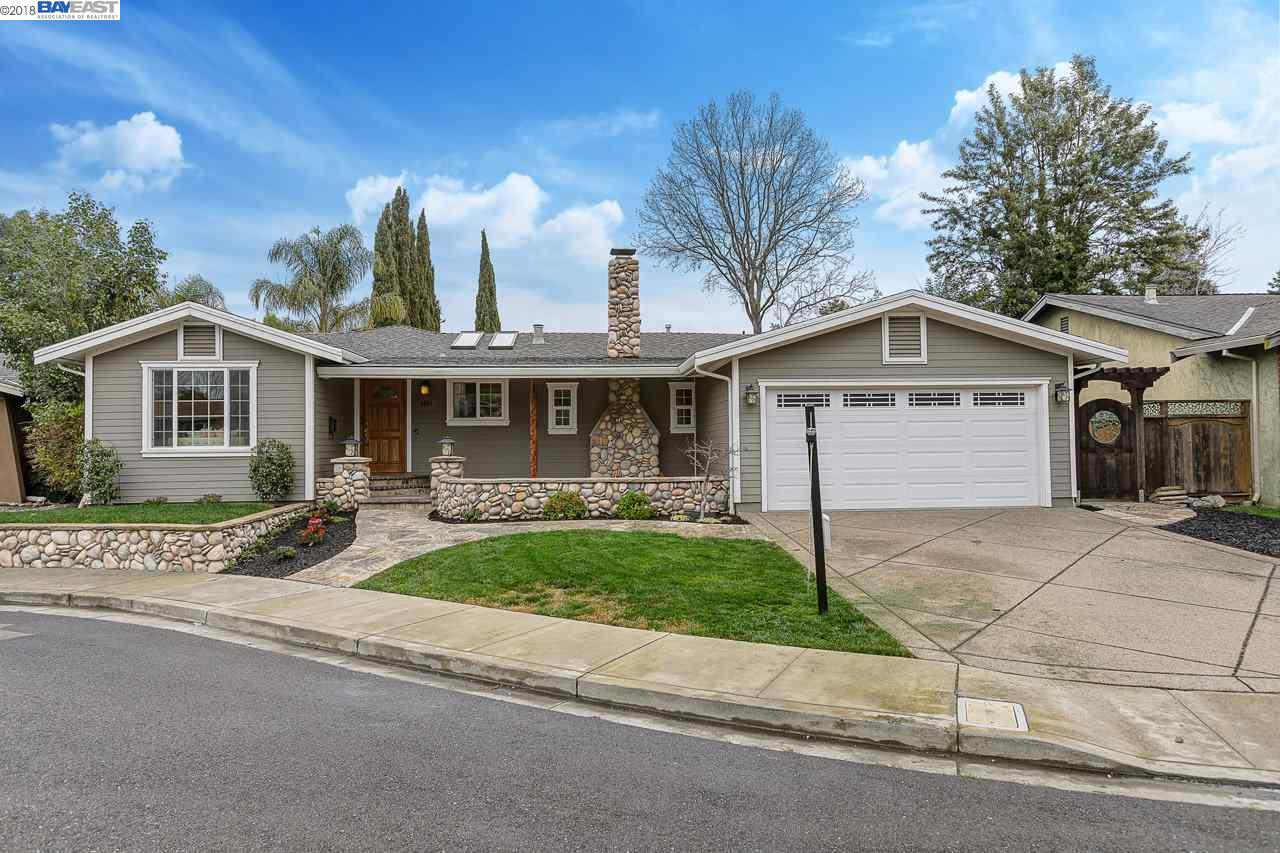 4553 Carver Ct | PLEASANTON | 1552 | 94588