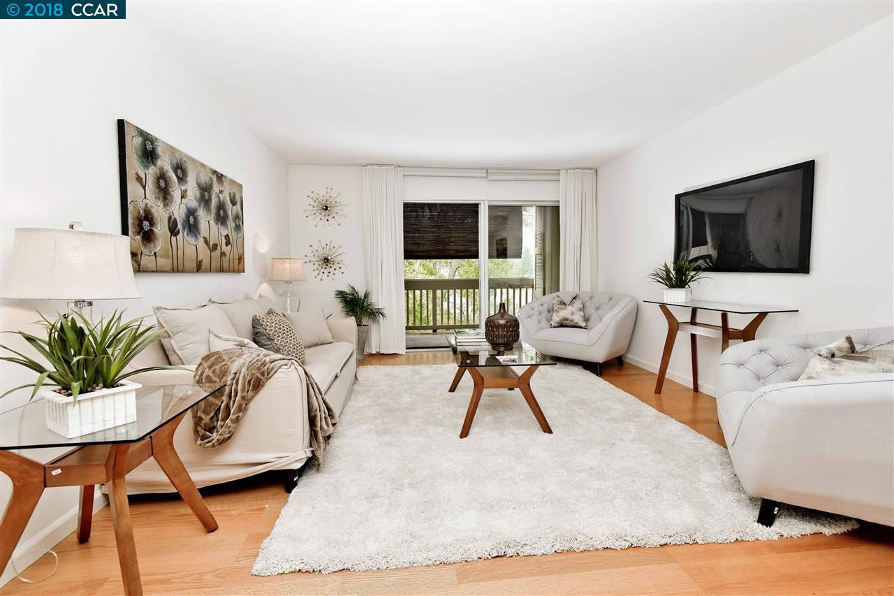 Condominium for Sale at 2155 Cactus Court 2155 Cactus Court Walnut Creek, California 94595 United States