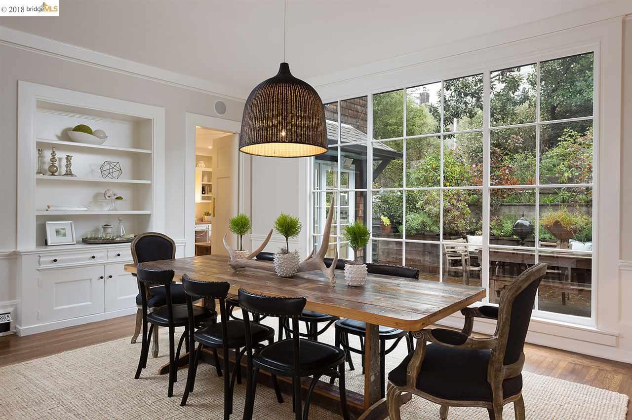 一戸建て のために 売買 アット 18 Monte Avenue 18 Monte Avenue Piedmont, カリフォルニア 94611 アメリカ合衆国