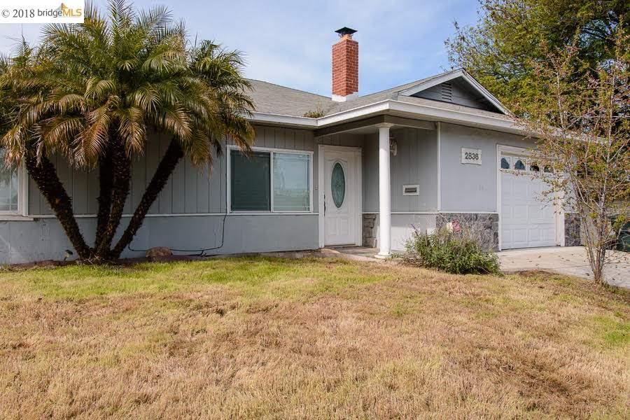 Частный односемейный дом для того Продажа на 2836 Garrow Drive 2836 Garrow Drive Antioch, Калифорния 94509 Соединенные Штаты