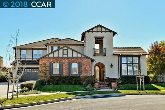 واحد منزل الأسرة للـ Sale في 5589 Satinleaf Way 5589 Satinleaf Way San Ramon, California 94582 United States
