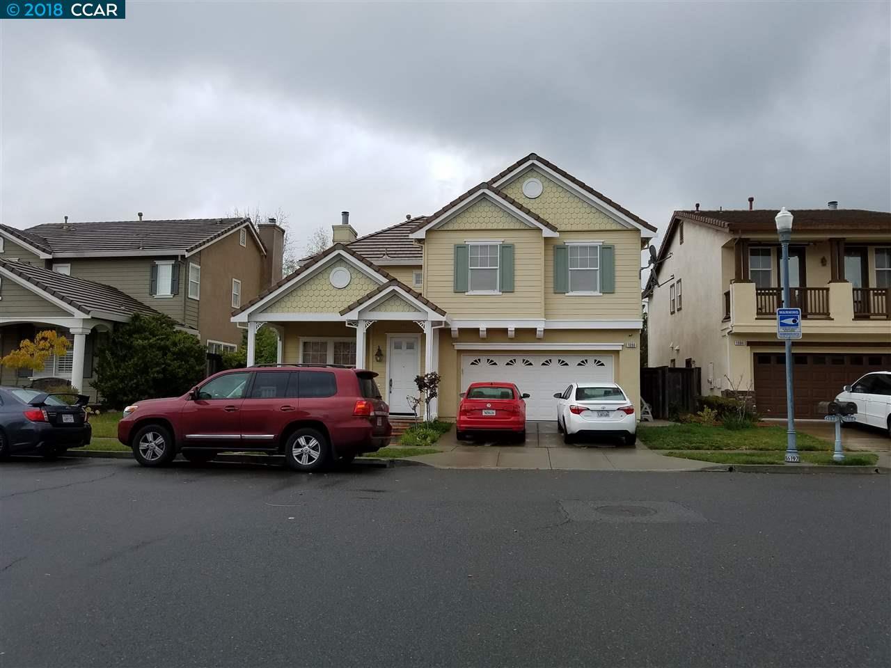 Single Family Home for Sale at 1090 Lantern Bay 1090 Lantern Bay Hercules, California 94547 United States