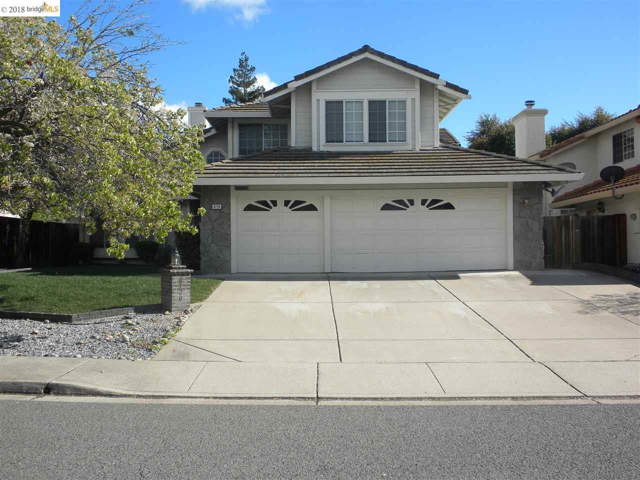 واحد منزل الأسرة للـ Rent في 4728 Hunter Peak Court 4728 Hunter Peak Court Antioch, California 94531 United States