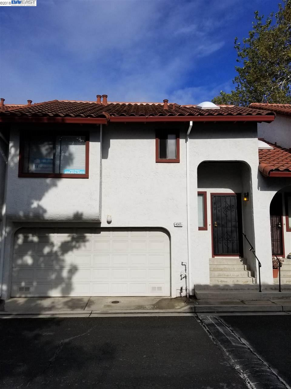 Townhouse for Rent at 4065 Marshall Ter 4065 Marshall Ter Fremont, California 94536 United States
