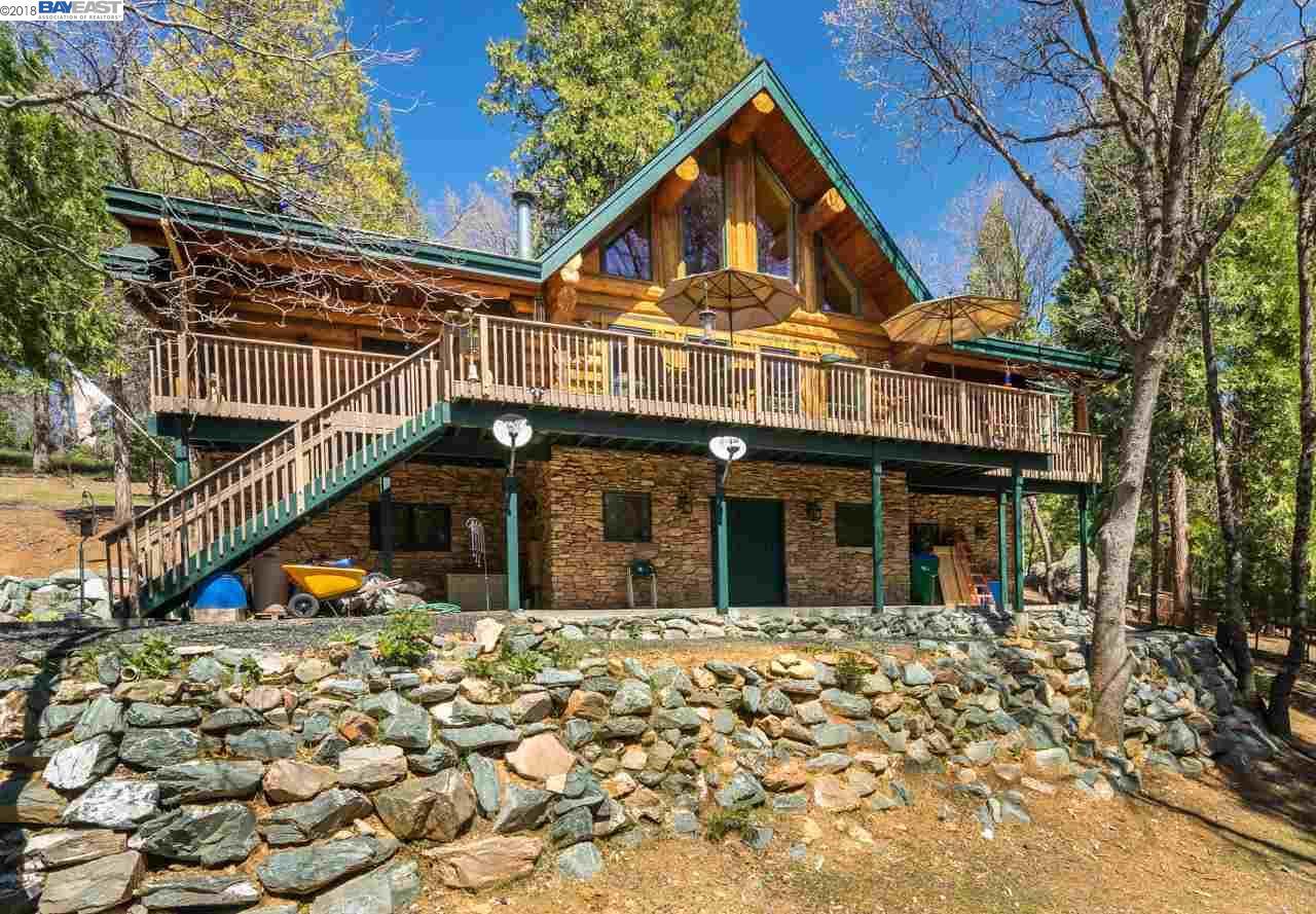 獨棟家庭住宅 為 出售 在 23700 Confidence-South Fork 23700 Confidence-South Fork Twain Harte, 加利福尼亞州 95383 美國