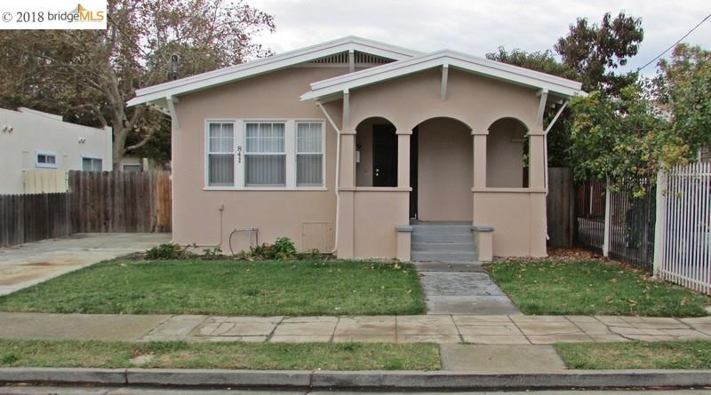 واحد منزل الأسرة للـ Rent في 842 E 11TH Street 842 E 11TH Street Pittsburg, California 94565 United States