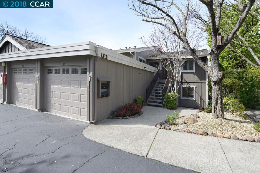Кондоминиум для того Продажа на 839 Terra California Drive 839 Terra California Drive Walnut Creek, Калифорния 94595 Соединенные Штаты