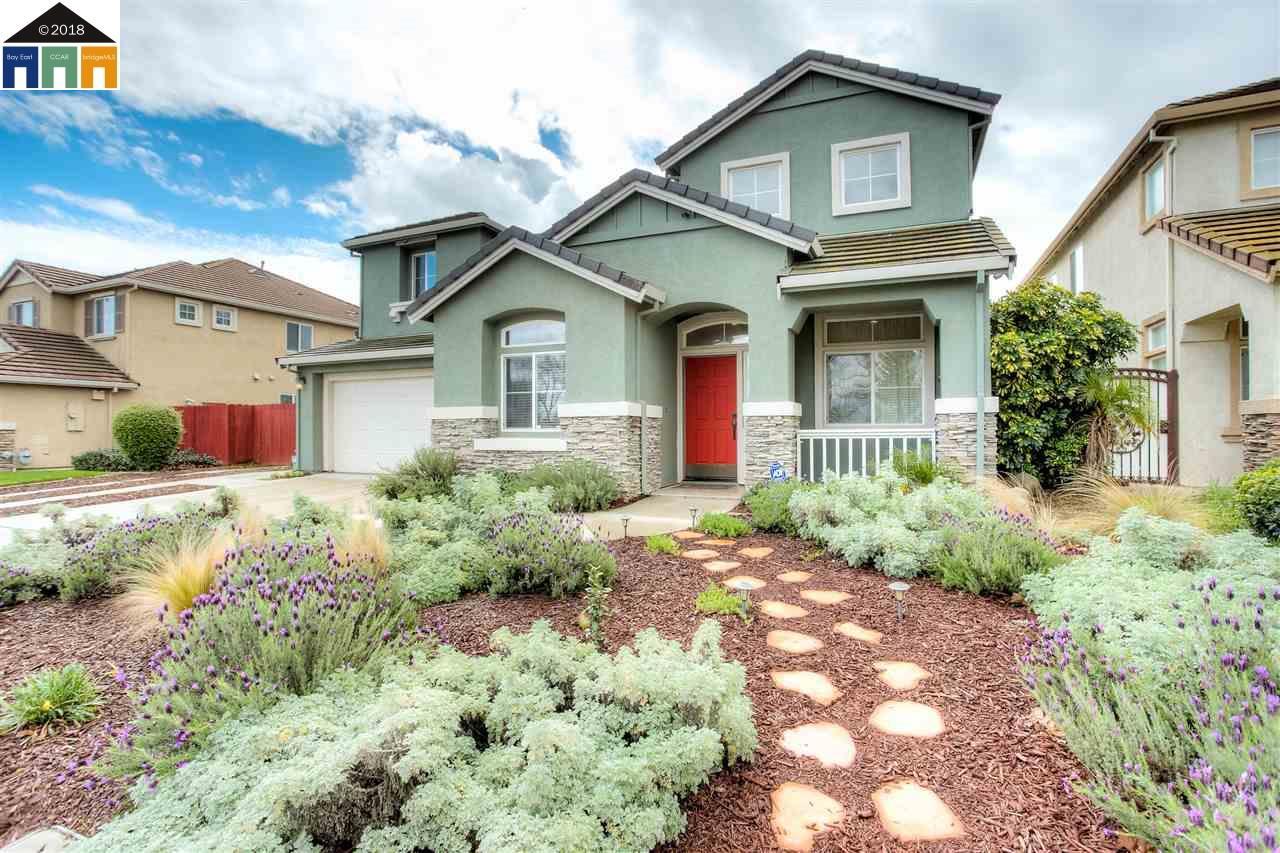 獨棟家庭住宅 為 出售 在 1955 Buena Vista 1955 Buena Vista Manteca, 加利福尼亞州 95337 美國
