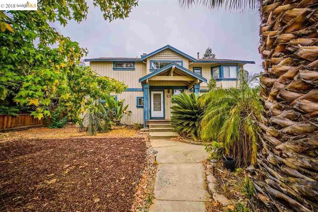 Single Family Home for Rent at 4725 Duarte Avenue 4725 Duarte Avenue Oakley, California 94561 United States