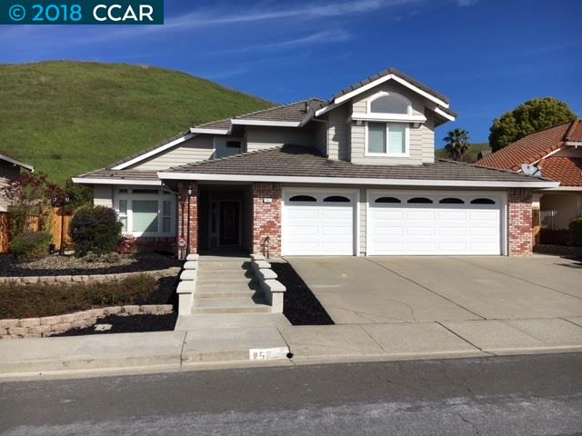 Single Family Home for Sale at 257 Grissom Street 257 Grissom Street Hercules, California 94547 United States