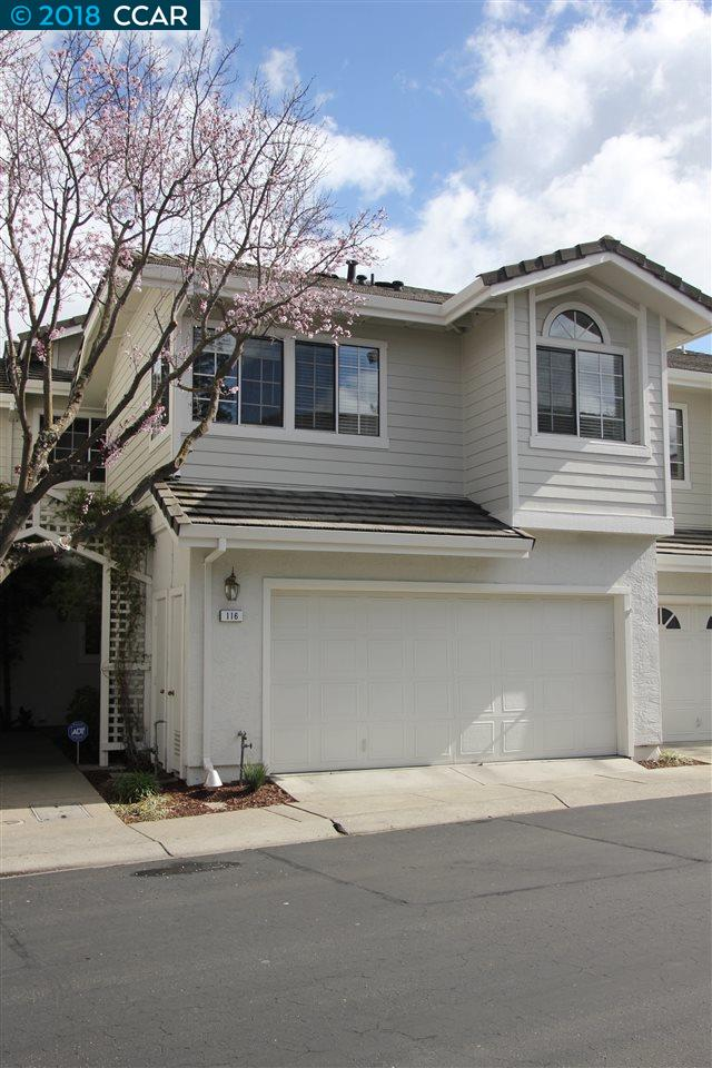 Townhouse for Sale at 116 Heritage Park 116 Heritage Park Danville, California 94526 United States
