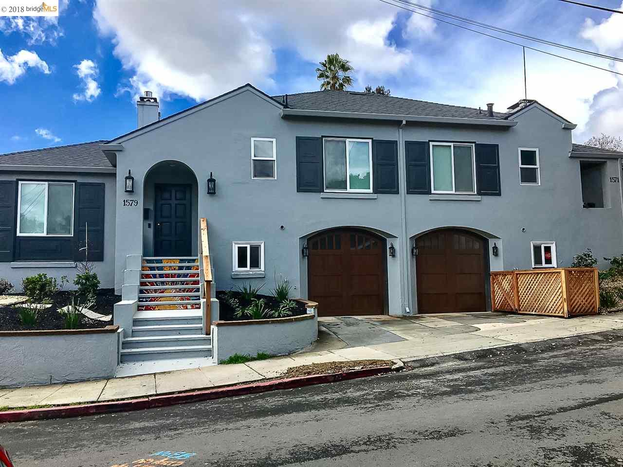 Buying or Selling OAKLAND Real Estate, MLS:40814971, Call The Gregori Group 800-981-3134