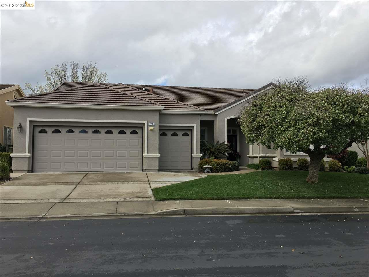 720 Richardson Drive Brentwood Ca 94513 Soldbytracynelson