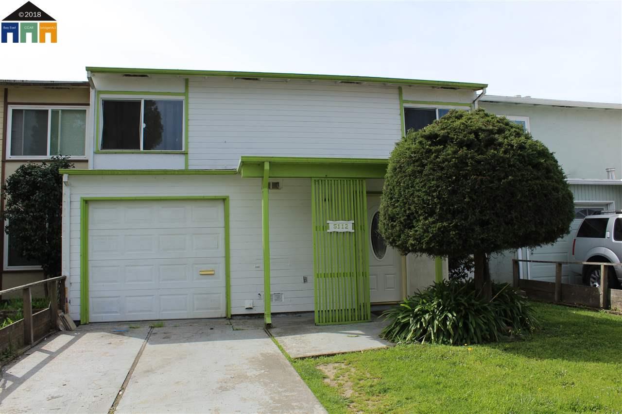 5112 CREELY AVE., RICHMOND, CA 94804