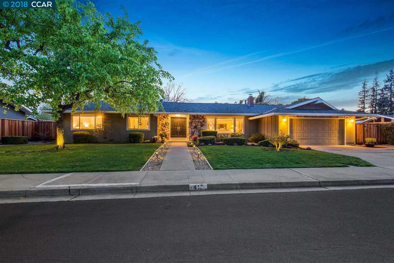 Buying or Selling WALNUT CREEK Real Estate, MLS:40815990, Call The Gregori Group 800-981-3134