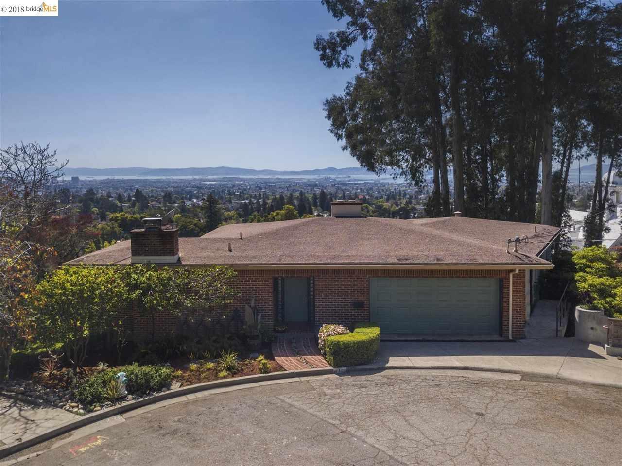 1 EVERGREEN LN, BERKELEY, CA 94705