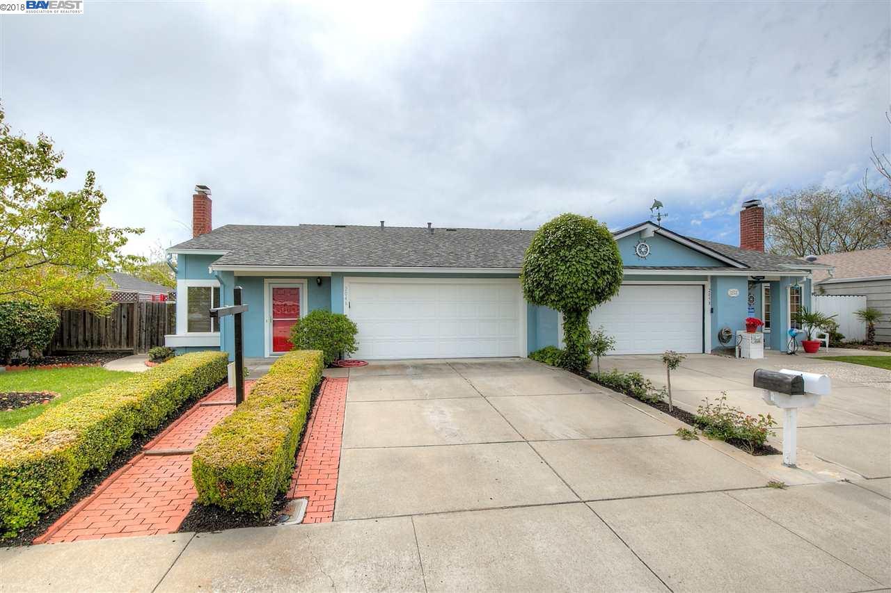 2046 Monterey Drive | LIVERMORE | 959 | 94551