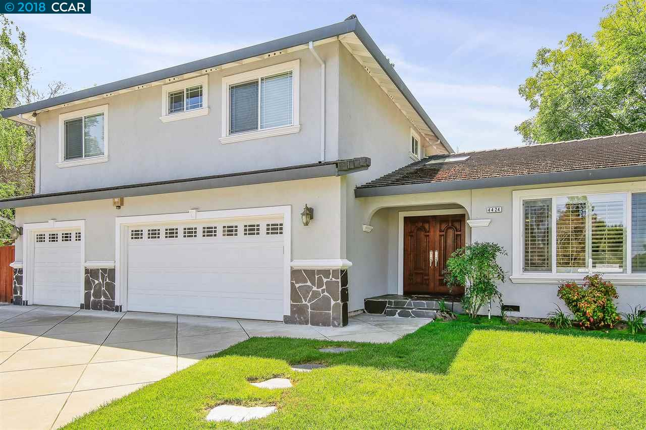 4424 TYNDALL CT, CONCORD, CA 94518  Photo