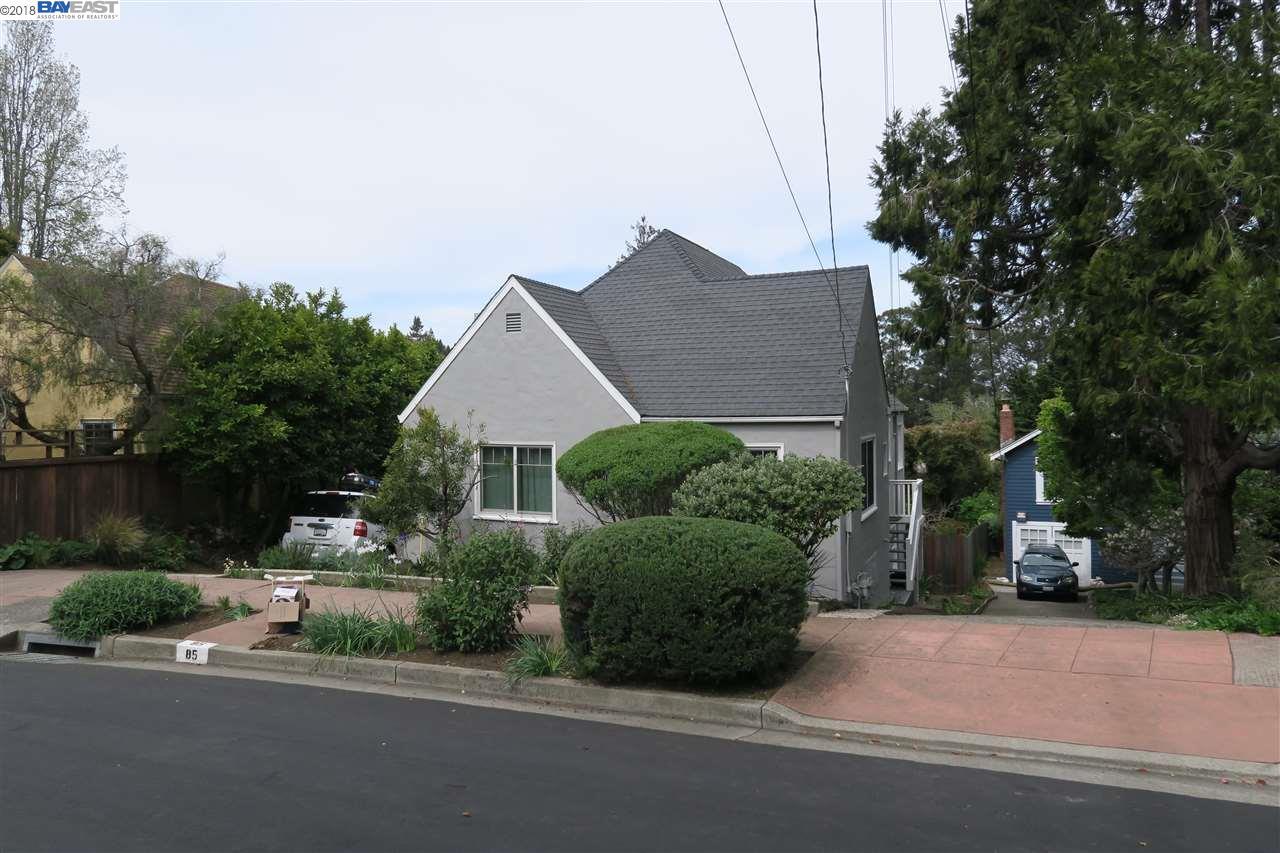 85 ARDMORE RD, KENSINGTON, CA 94707