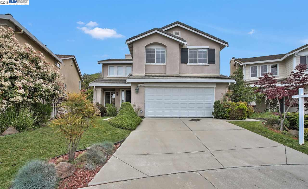 25826 Clear Springs Ct | CASTRO VALLEY | 2280 | 94552-5528