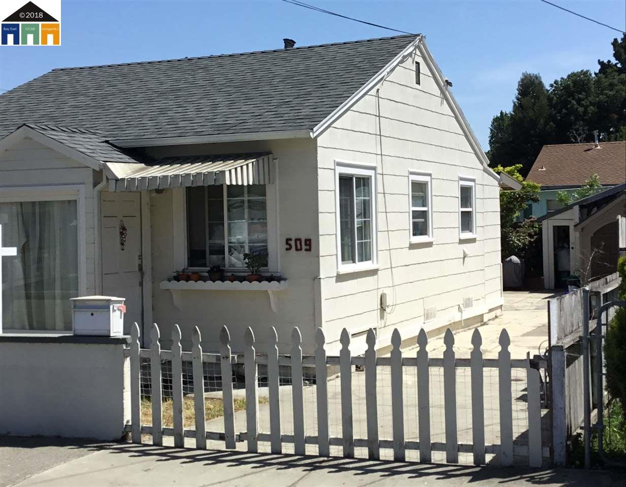 509 6TH ST, RODEO, CA 94572