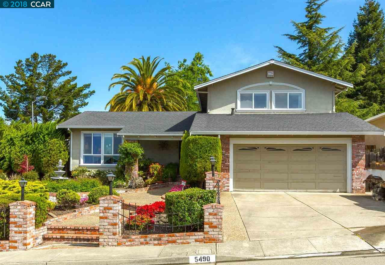 5490 Alborg Ct | CASTRO VALLEY | 2496 | 94552