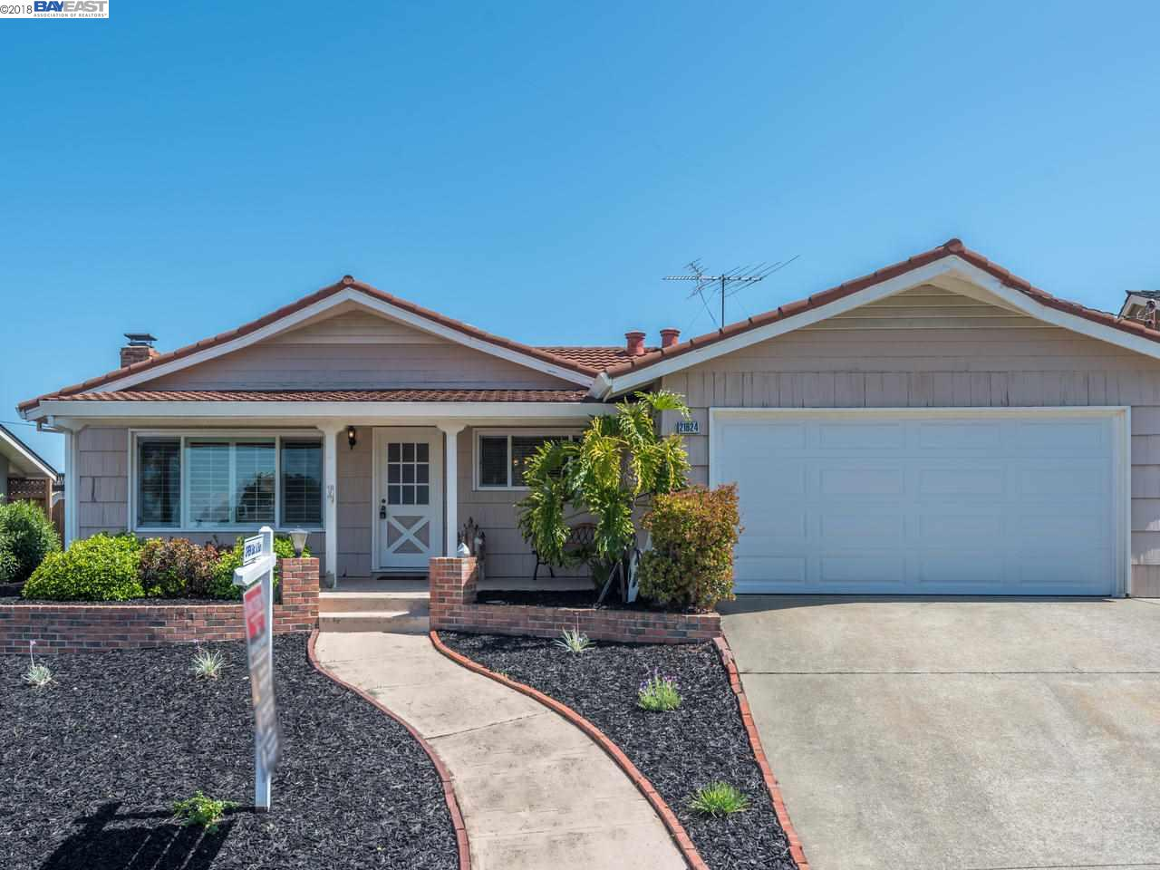 21624 Knoll Way | CASTRO VALLEY | 1668 | 94546