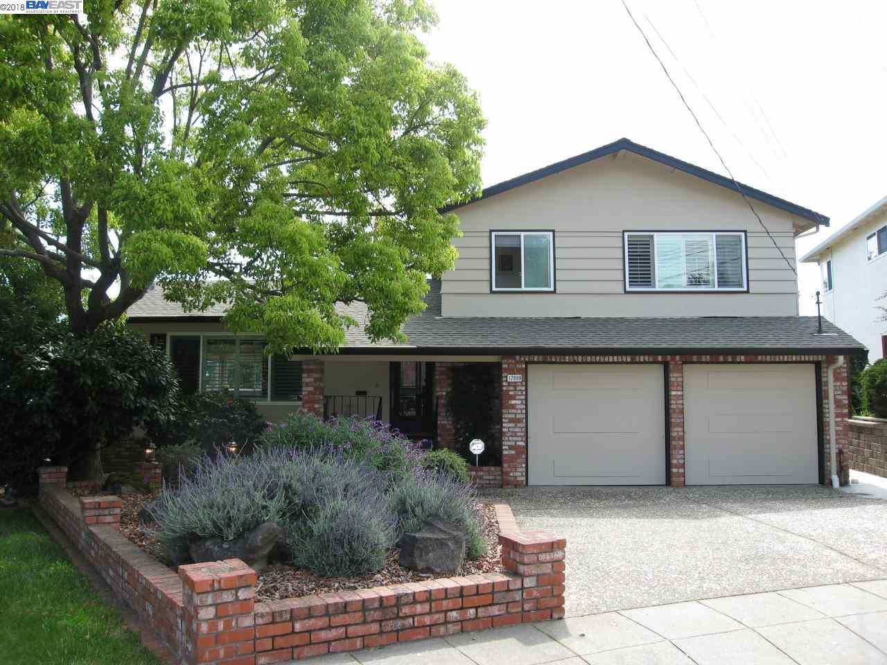17899 SORANI COURT | CASTRO VALLEY | 1689 | 94546