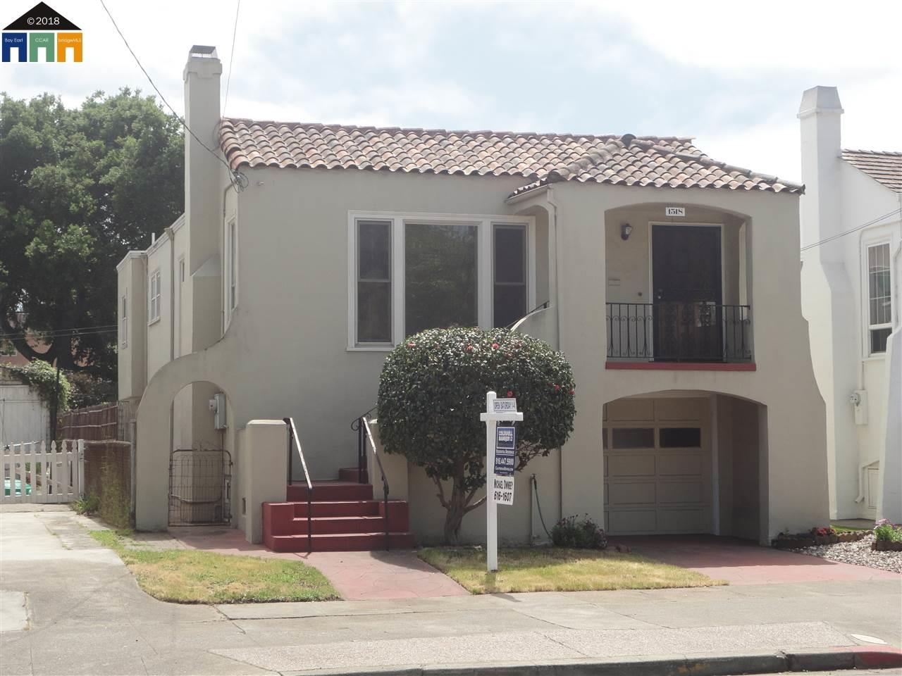 1518 Santa Clara Ave | ALAMEDA | 1184 | 94501