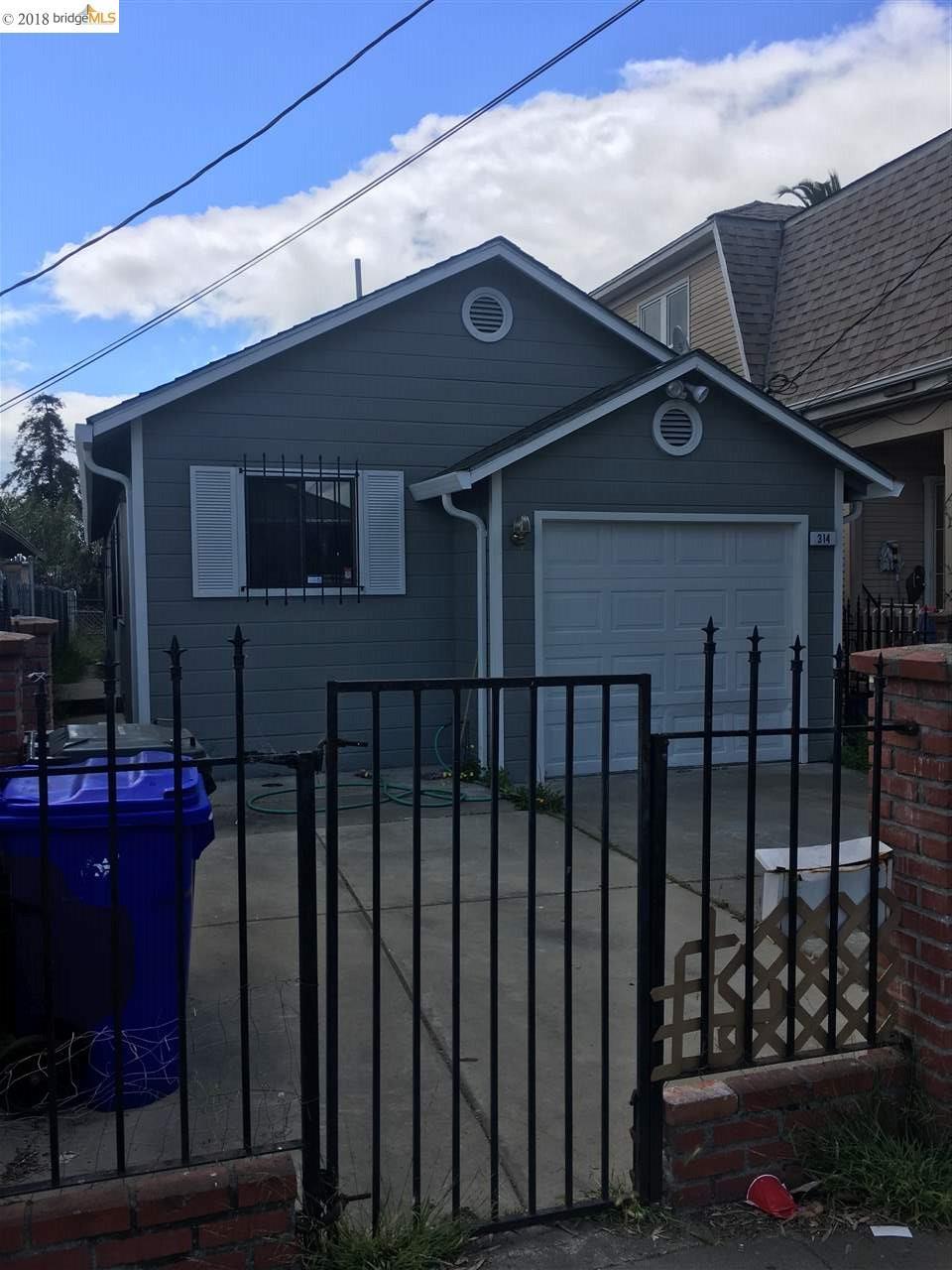 314 BISSELL AVE, RICHMOND, CA 94801