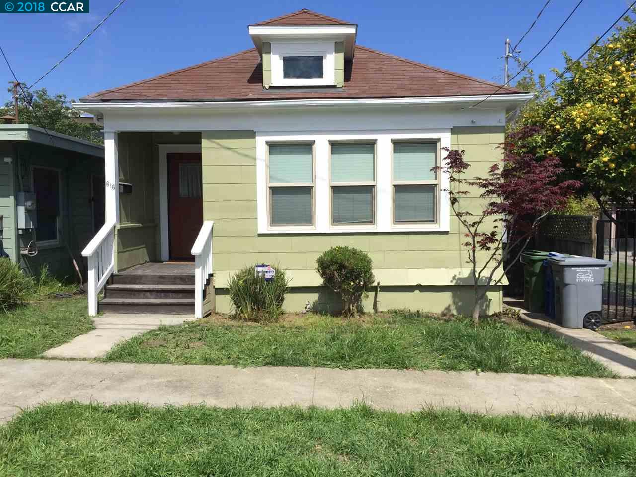 616 LIBERTY ST., EL CERRITO, CA 94530  Photo