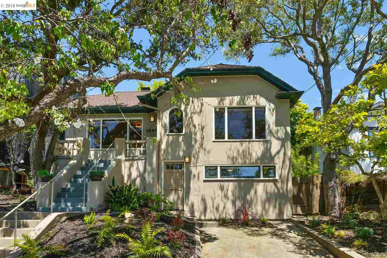 1895 San Juan Ave | BERKELEY | 1815 | 94707